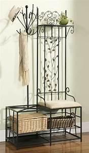 Meuble En Fer : meuble entree fer forge ~ Teatrodelosmanantiales.com Idées de Décoration
