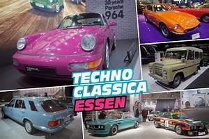 Auto Journal Argus : techno classica essen 2018 les p pites du r tromobile allemand photo 1 l 39 argus ~ Maxctalentgroup.com Avis de Voitures