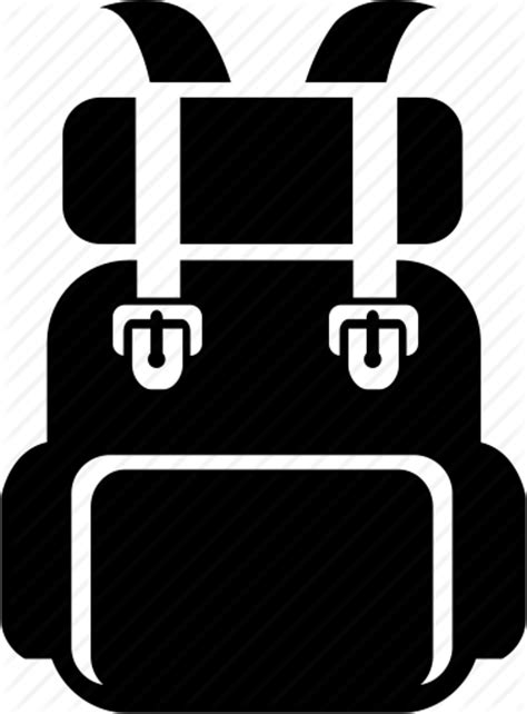 backpack backpacker bag baggage holiday tourism travel icon icon search engine