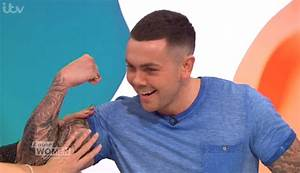 Ray Quinn Tells Itv U2019s Loose Women That His Muscles Are Not Due To Steroids