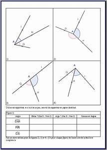 Controle Technique Les Angles : angles mesures rapporteur evaluation geomm trie et nombre ~ Gottalentnigeria.com Avis de Voitures