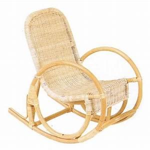 Fauteuil Rotin Enfant : fauteuil enfant rocking chair en rotin la vannerie d 39 aujourd 39 hui ~ Teatrodelosmanantiales.com Idées de Décoration