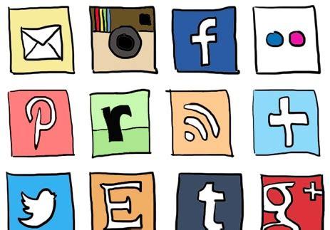 top  social media icons  wordpress bloggers