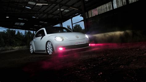 2018 Volkswagen Beetle By Mr Car Design Wallpaper Hd Car