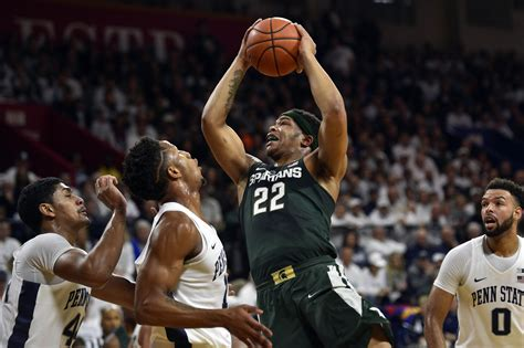 michigan state basketball final score predictions  purdue