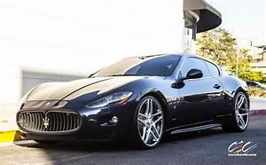 2010 Maserati Granturismo S - Cec