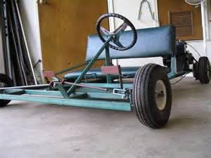 Homemade Go Kart Plans