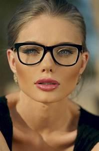 Monture Lunette Femme 2017 : les lunettes sans correction un accessoire top comment ~ Dallasstarsshop.com Idées de Décoration