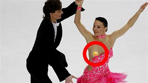 Nip Slip! Top 5 Most EMBARRASSING Sports Moments Caught on ...