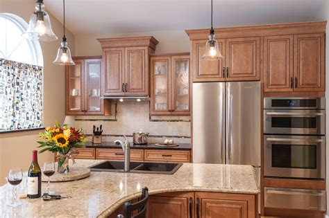 Kitchen Makeovers Before And After Cheap Kitchen Ideas For