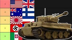 Ww2 Countries Tier List