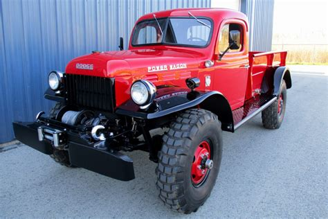 1953 Dodge Power Wagon Pickup