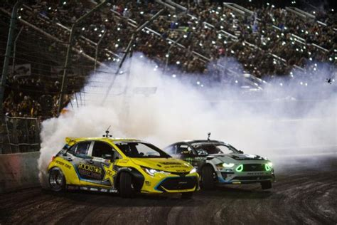 Strong finish for Fredric Aasbo in Formula Drift ...