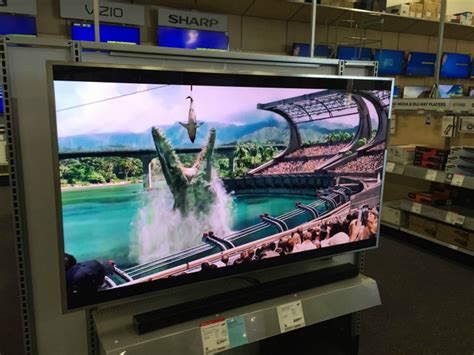 Best Buy & The Samsung Suhd 4k Tv Make Jurassic Park Come