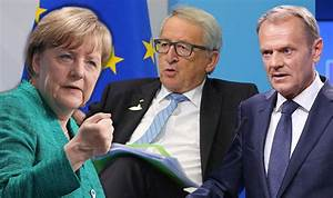 EU nations REBELLION: Huge rise in number countries ...