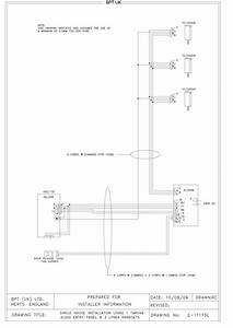 Bpt Door Entry Handset Wiring Diagram