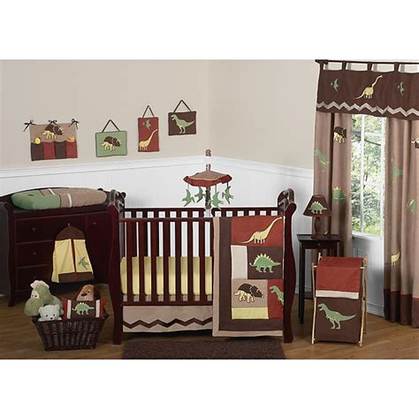 Sweet jojo designs paris 9 piece baby bedding set. Sweet Jojo Designs® Dinosaur Land Crib Bedding Collection ...