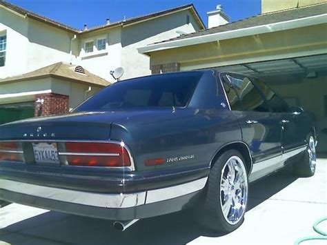 1991 Buick Park Avenue For Sale by 510eastbaysav510 1991 Buick Park Avenue Specs Photos