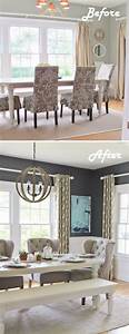 Easy, And, Budget-friendly, Dining, Room, Makeover, Ideas