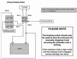 Braking Switch  U2013 Micro Wind Turbines Manufactured By
