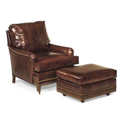 reading chair and ottoman hancock and moore 8587 8586 bishop reading chair ottoman