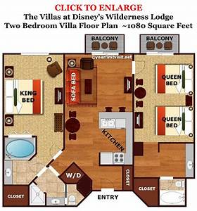 Large Family Deluxe Options at Walt Disney World