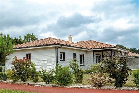maison bois r 233 f 10007 pr 232 s de capbreton dans les landes 40 cogebois
