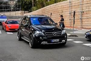 Laderaumabdeckung Mercedes Ml W164 : mercedes benz ml 63 amg w164 2009 6 mayo 2015 autogespot ~ Jslefanu.com Haus und Dekorationen