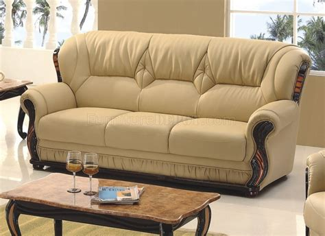 7983 sofa in honey bonded leather by american eagle furniture