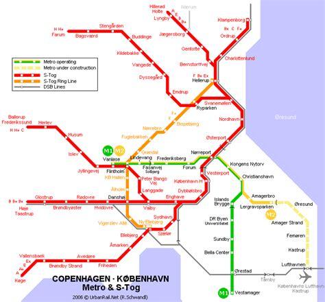 chambres d hotes luxe copenhague carte du métro carte détaillée du