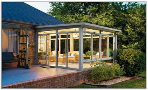 Building A Sunroom by Building A Small Sunroom Addition Diy Sunroom Addition