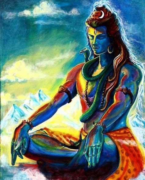 Hindu God Animation Wallpaper - lord shiva animated images lord shiva animated