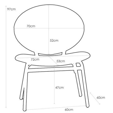 chaise pour personne forte chaise confort pour personne à forte corpulence 4