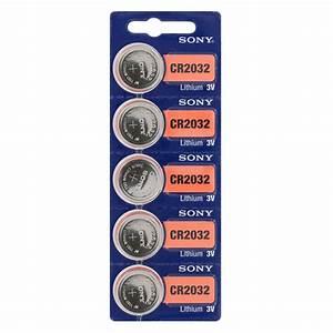 Pile Bouton Cr2032 : piles bouton au lithium sony cr2032 x5 laval europe ~ Melissatoandfro.com Idées de Décoration