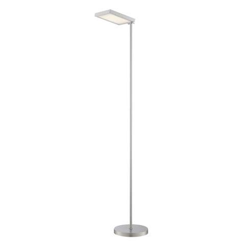 floor ls on sale free shipping lite source laik silver led floor l ls 82366