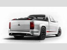 Volkswagen Amarok RStyle 600Nm sports ute concept teased