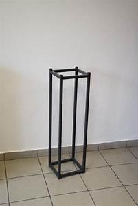 Holzlagerung Im Haus : kaminholzregal innen stab 900x250 aus metall ~ Markanthonyermac.com Haus und Dekorationen