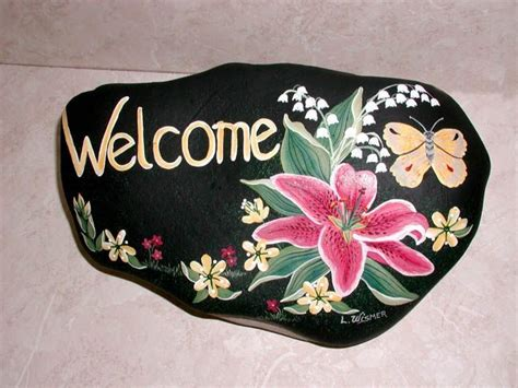 affordable rock painting ideas  creative examples