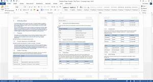 database design document template With database documentation template