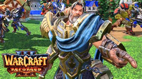 warcraft iii reforged gameplay trailer blizzcon