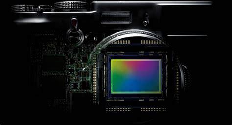 Image Sensor - image sensor size not megapixels is what matters