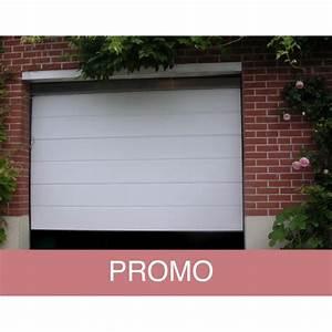 devis porte de garage sectionnelle sur mesure With debrayage exterieur porte de garage