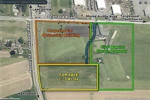 3 Acre Commercial Land Along Route 272 | U.S. Commercial ...