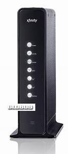 NEW ARRIS / XFINITY TG862G-CT TELEPHONY WIFI MODEM ROUTER ...