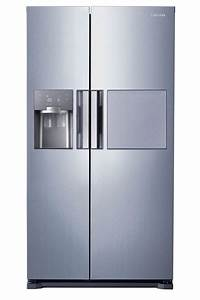 Filtre Pour Frigo Americain Samsung : pack refrigerateur americain samsung rs7687fhcsl aquapure ~ Dailycaller-alerts.com Idées de Décoration