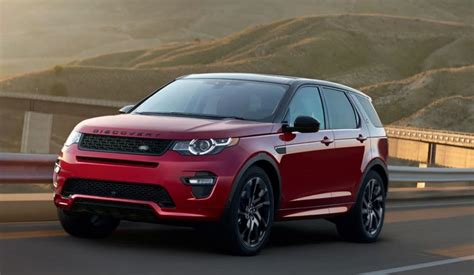 Land Rover Discovery Sport 2019 by 2019 Land Rover Discovery Sport Review Land Rover Santa