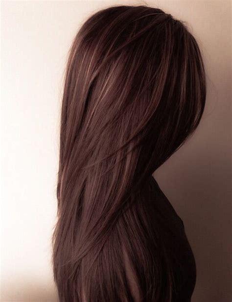 Colors Of Brown Hair by Best 25 Brown Hair Colors Ideas On