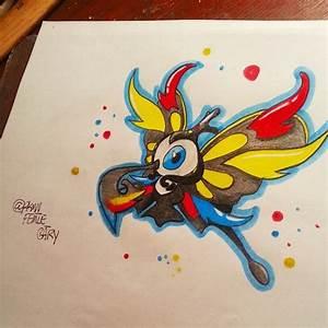 Beautifly Images | Pokemon Images