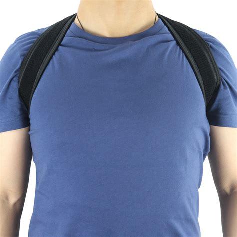 Clavicle Posture Corrector Back Support Belt Shoulder ...