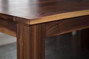 Table En Noyer Noir - Ardec